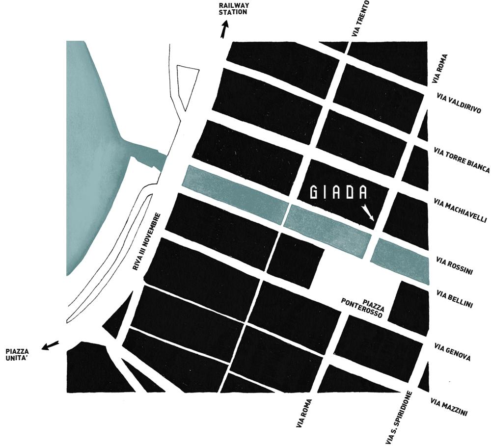 Map - Giada